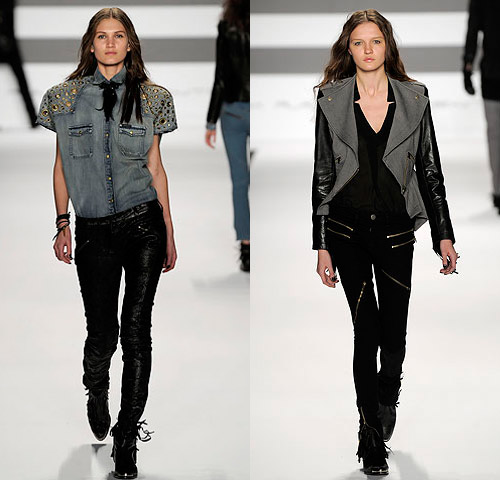 william rast fall 2009 collection