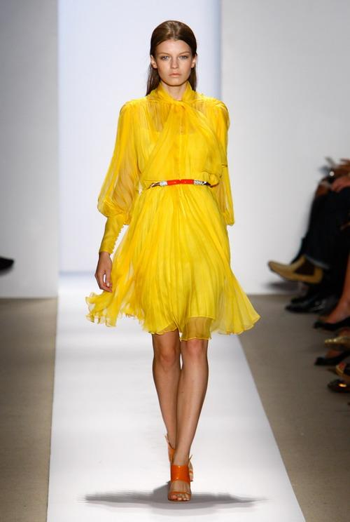 Fahsion yellow