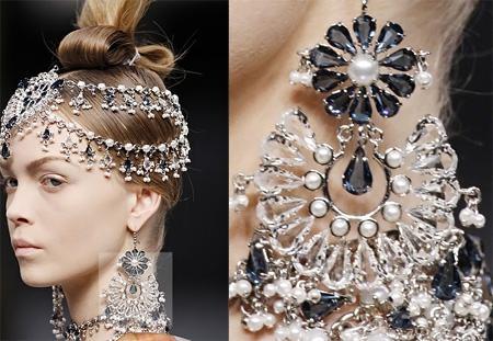 Un toque de glamour Accesorios para el cabello