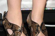 Scarlett Johansson posa tan solo 54 segundos