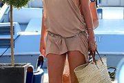 A la playa con estilo: Kate Moss un buen ejemplo