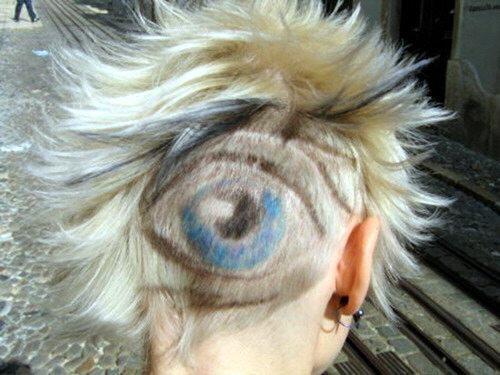 peinados curiosos