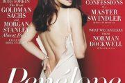 Penélope Cruz sexy Para Vanity Fair