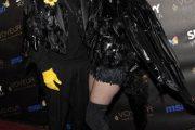 Famosos disfrazados Halloween 2009