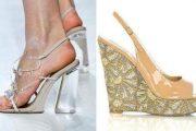 Zapatos que parecen verdaderas obras de arte