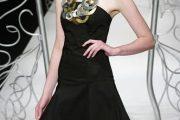 Vestidos negros para fiestas | tendencia moda 2010