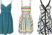 Modelos de vestidos para una fiesta elegante