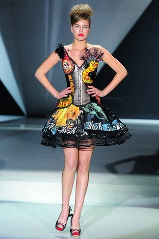 vestidos encaje moda