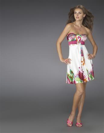 Como para muchas de nosotras en bastante difícil escoger y no queremos que nuestros padres hagan por nosotras, les presento algunos modelos de vestidos