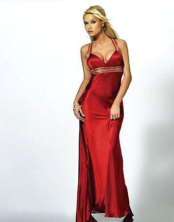 Vestidos de noche 2010