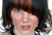 Cortes de cabello y peinados emo para chicas