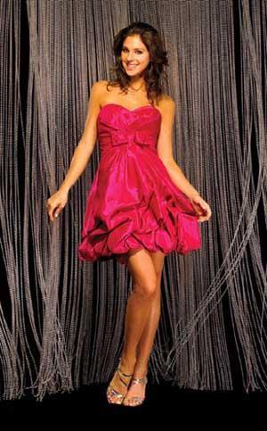 vestidos invitadas para quineceños
