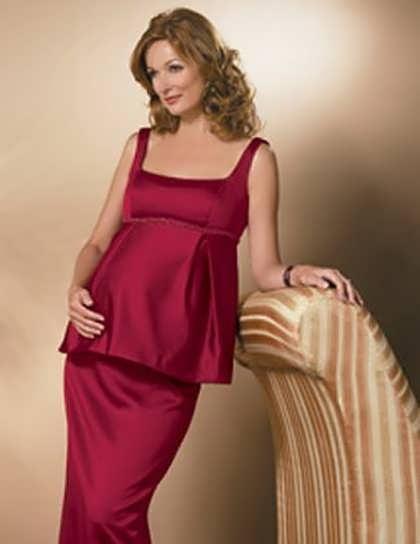vestidos para embarazadas moda