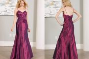 Nuevos modelos de vestidos para damas de honor