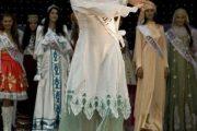 Vestidos largos, coloridos y espectaculares (moda rusa)
