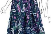 Vestidos hermosos con puntas