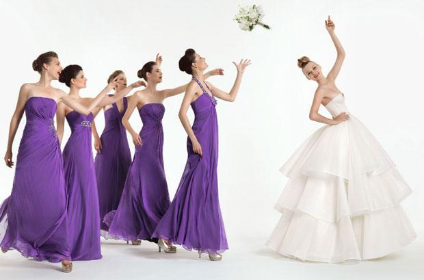 ensayo Tumor maligno Librería  Modelos de vestidos para damas de honor | AquiModa.com