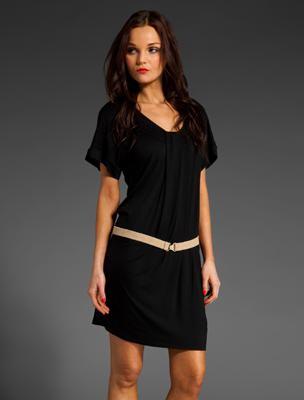 Modelos de vestidos cortos para oficina