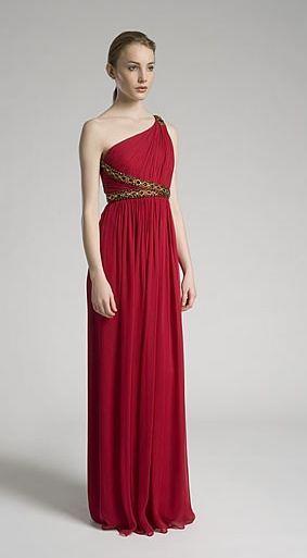 vestidos largos asimetricos