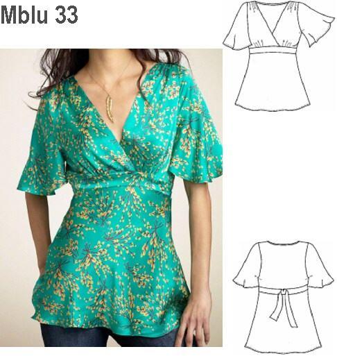 continuación verás modelos de blusas muy a la moda, excelentes ...