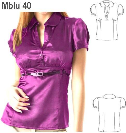 blusas a la moda