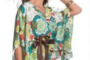 Modelos variados de blusas casuales