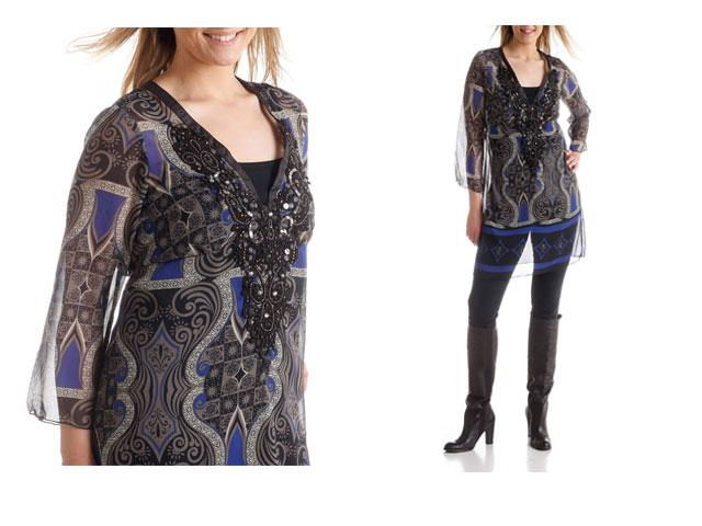 modernas blusas de mujer