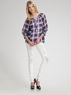 blusas estampadas