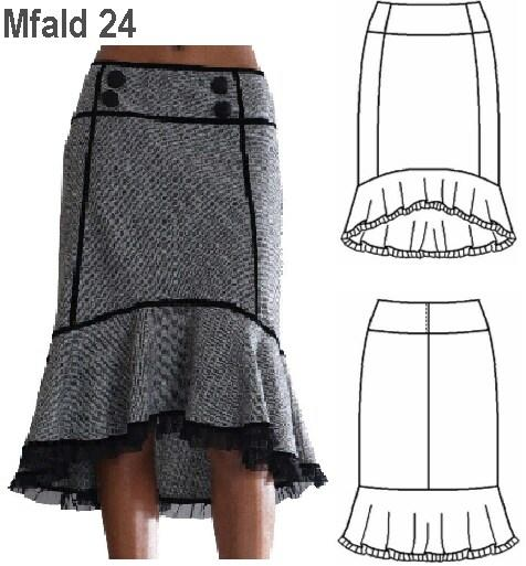 Modelos de faldas para mujeres cristianas - Imagui