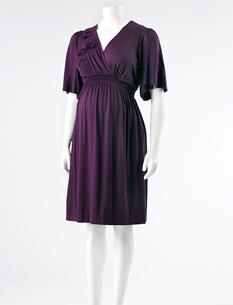 vestidos modernos de maternidad