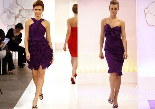 hermosos vestidos cortos