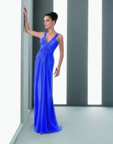 Hermosos vestidos largos de noche | AquiModa.com