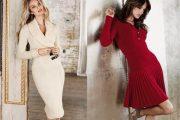 Modelos de sueter-vestidos para este invierno