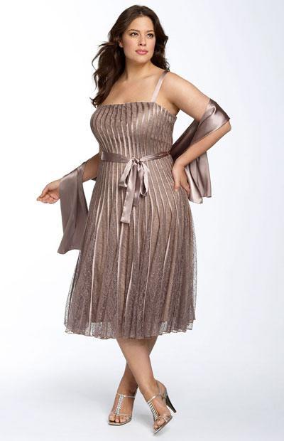 vestidos cortos de gorditas