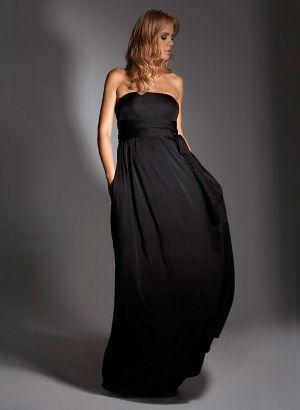 vestidos elegantes para embarzadas