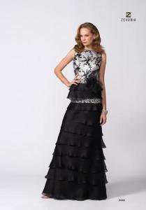 vestidos elegantes de ceremonia