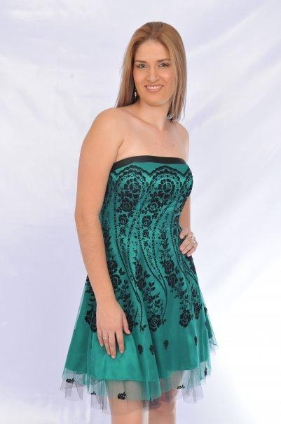 vestidos largos talla grande