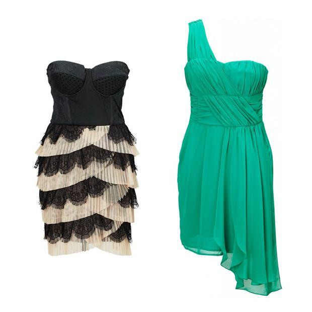 vestidos de noche para el invierno