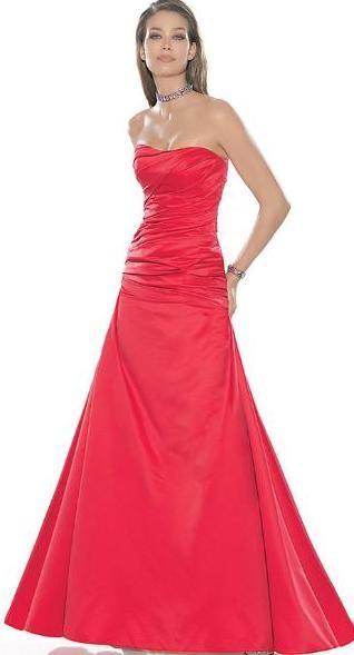 vestidos rojos pasion