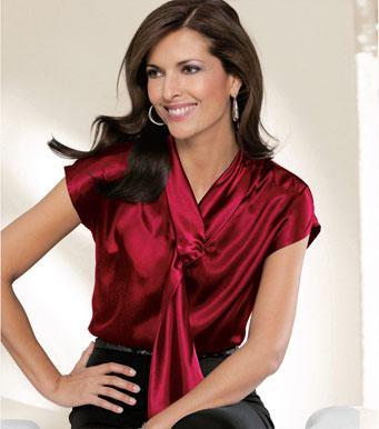 blusas muy elegantes y blusas de vestir que no puedes dejar de