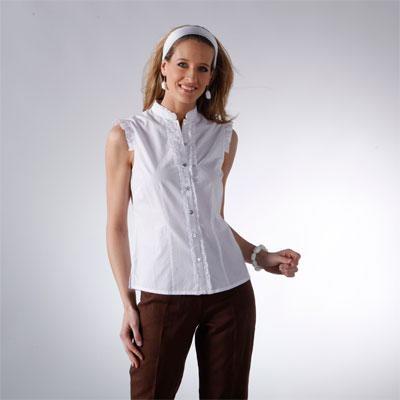 blusas de vestir