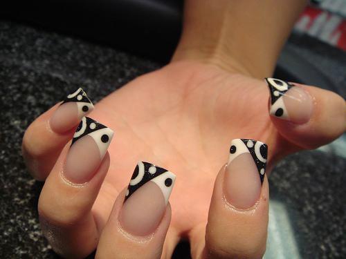 moda para las uñas