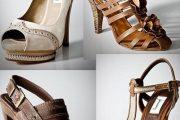 Zapatos altos Bershka