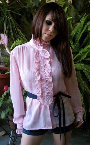 blusas modernas de verano
