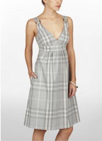 vestidos casuales color grises