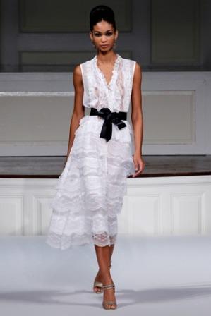 vestidos de encaje