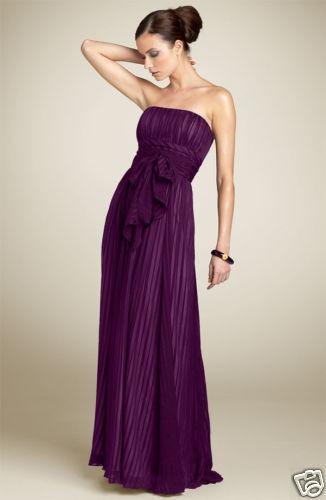 79a6ef21a Trajes para madrinas de bodas en colores guinda y plateados ...