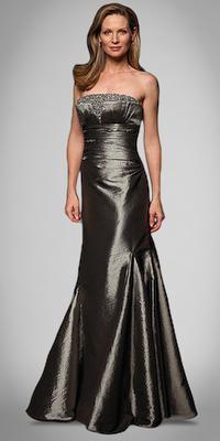 vestidos de gala para señoras