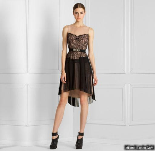 Modelos de vestidos de fiesta para año nuevo