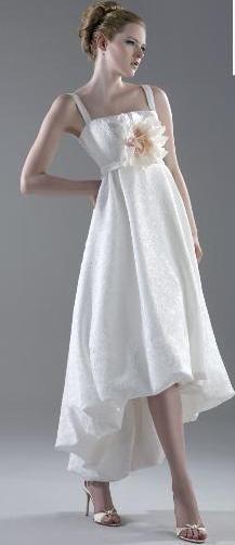 vestidos blancos para novias